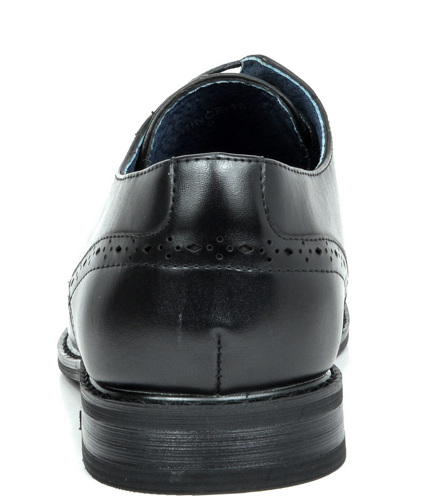 Bruno-Marc-Mens-Leather-Formal-Lined-Brogue-Design-Classic-Dress-Oxfords-Shoes thumbnail 34
