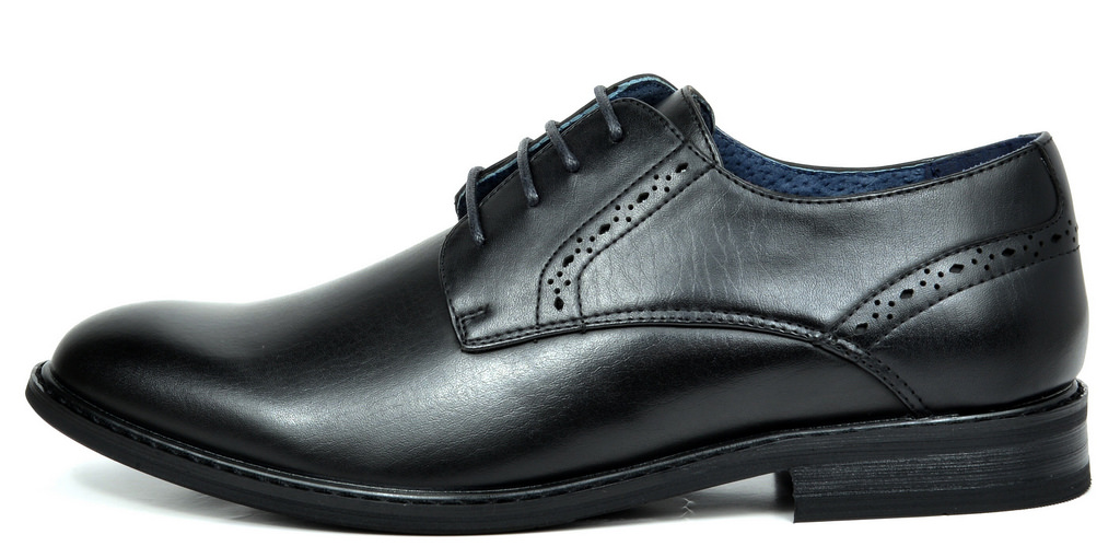 Bruno-Marc-Mens-Leather-Formal-Lined-Brogue-Design-Classic-Dress-Oxfords-Shoes thumbnail 31