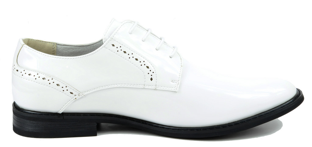 Bruno-Marc-Mens-Leather-Formal-Lined-Brogue-Design-Classic-Dress-Oxfords-Shoes thumbnail 6
