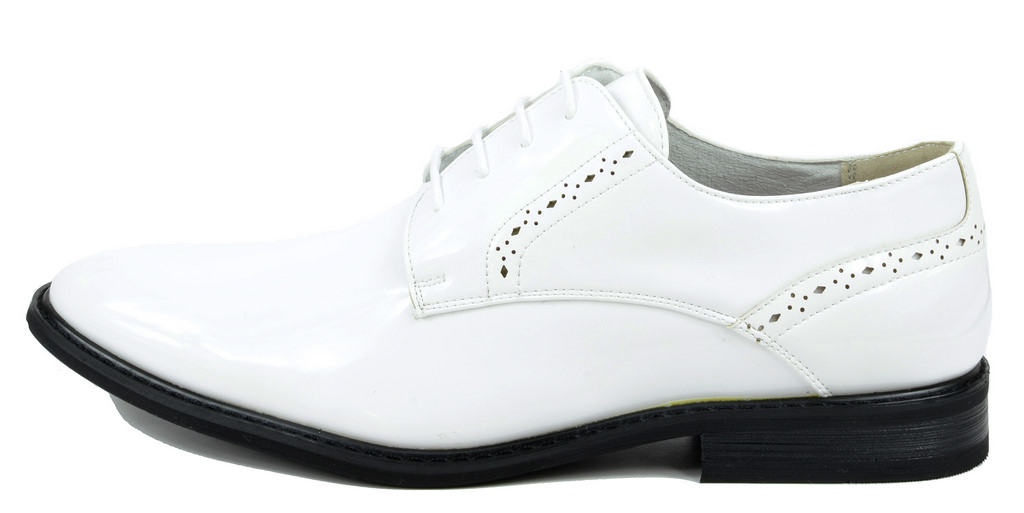 Bruno-Marc-Mens-Leather-Formal-Lined-Brogue-Design-Classic-Dress-Oxfords-Shoes thumbnail 5
