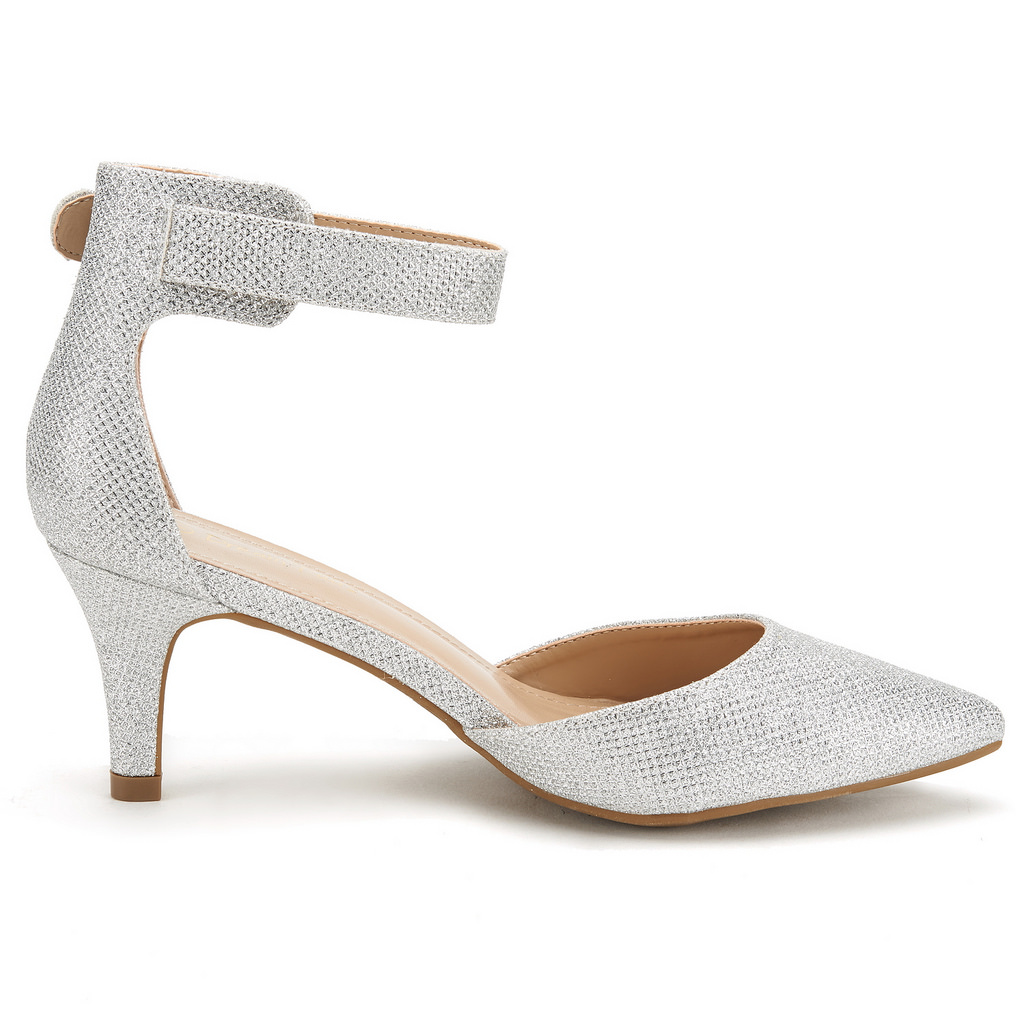DREAM-PAIRS-Women-039-s-Evening-Dress-Low-Heel-Ankle-Wedding-Pumps-Shoes