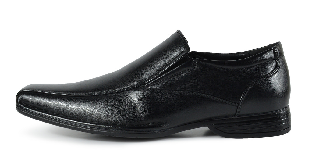 Bruno-MARC-GIORGIO-Mens-Square-Toe-Stretch-Insert-Slip-On-Loafers-Dress-Shoes thumbnail 7