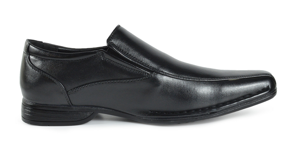 Bruno-MARC-GIORGIO-Mens-Square-Toe-Stretch-Insert-Slip-On-Loafers-Dress-Shoes thumbnail 8