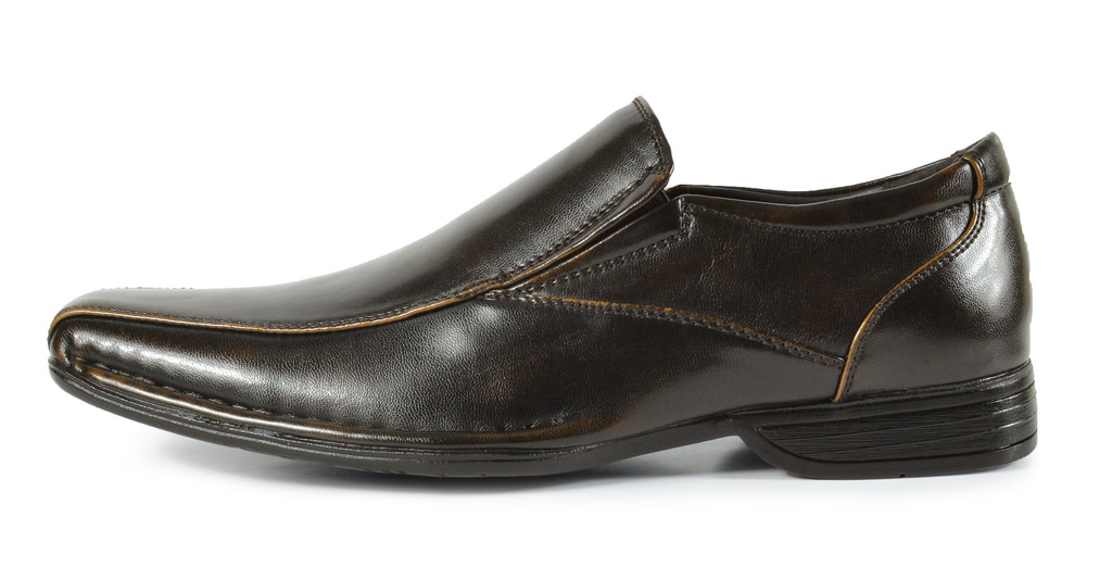 Bruno-MARC-GIORGIO-Mens-Square-Toe-Stretch-Insert-Slip-On-Loafers-Dress-Shoes thumbnail 13