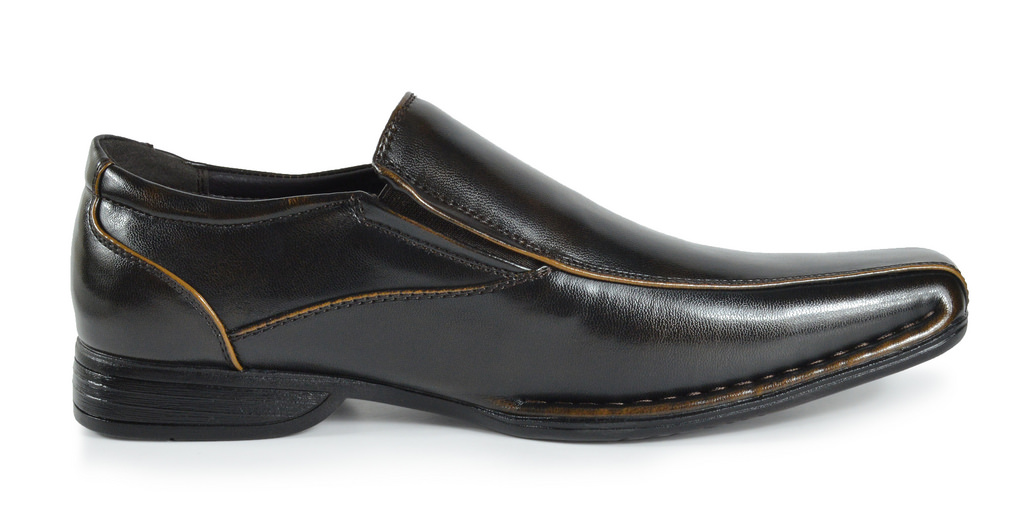 Bruno-MARC-GIORGIO-Mens-Square-Toe-Stretch-Insert-Slip-On-Loafers-Dress-Shoes thumbnail 14