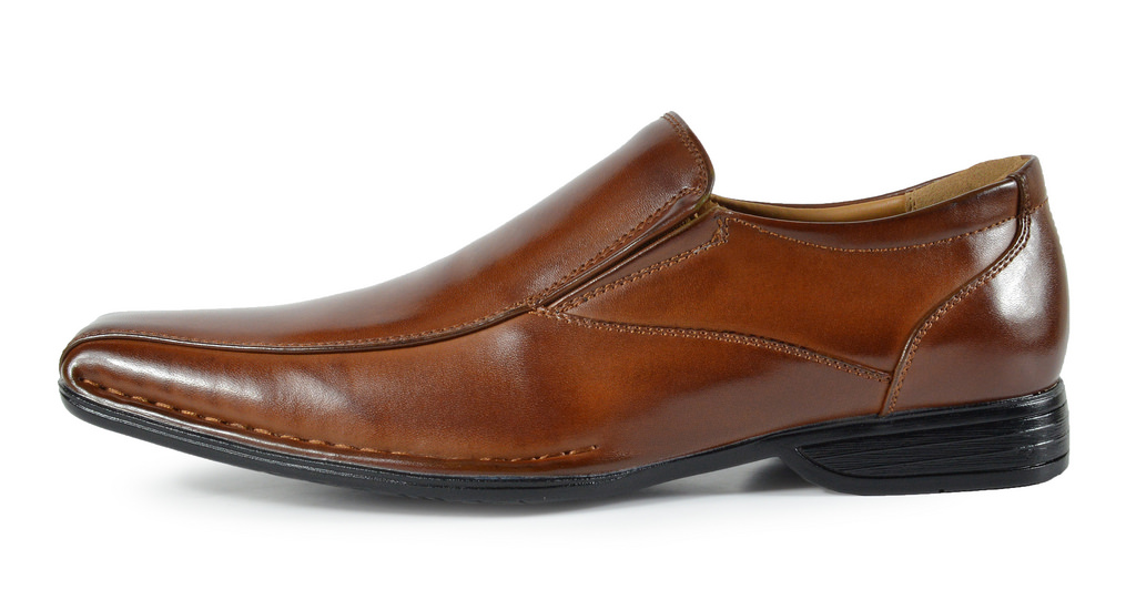 Bruno-MARC-GIORGIO-Mens-Square-Toe-Stretch-Insert-Slip-On-Loafers-Dress-Shoes thumbnail 19