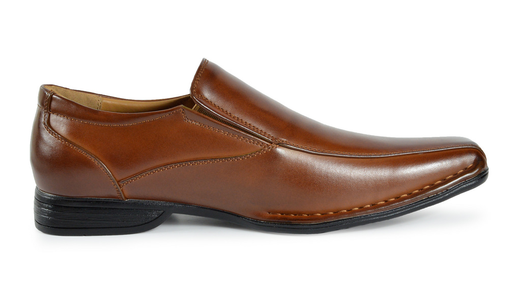 Bruno-MARC-GIORGIO-Mens-Square-Toe-Stretch-Insert-Slip-On-Loafers-Dress-Shoes thumbnail 20