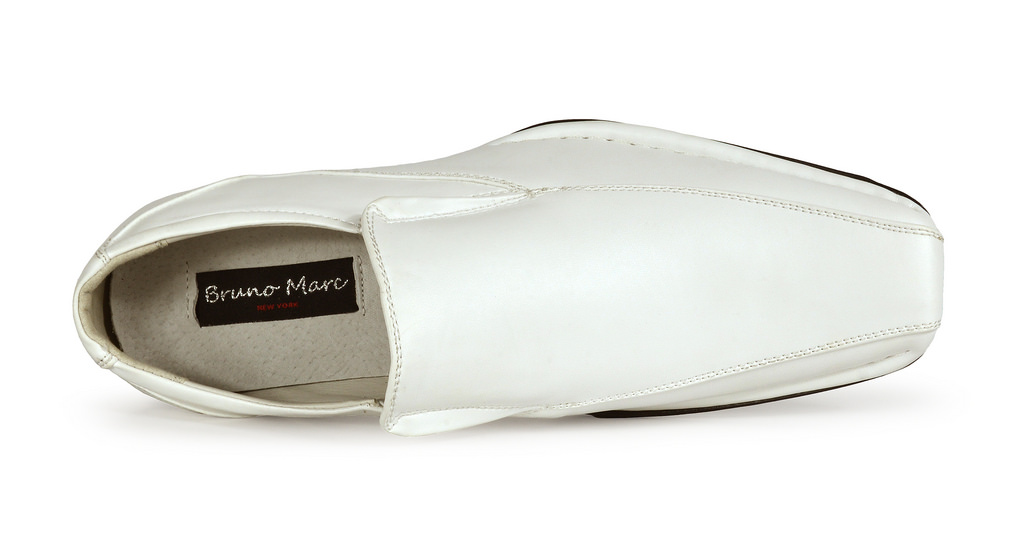 Bruno-MARC-GIORGIO-Mens-Square-Toe-Stretch-Insert-Slip-On-Loafers-Dress-Shoes thumbnail 29