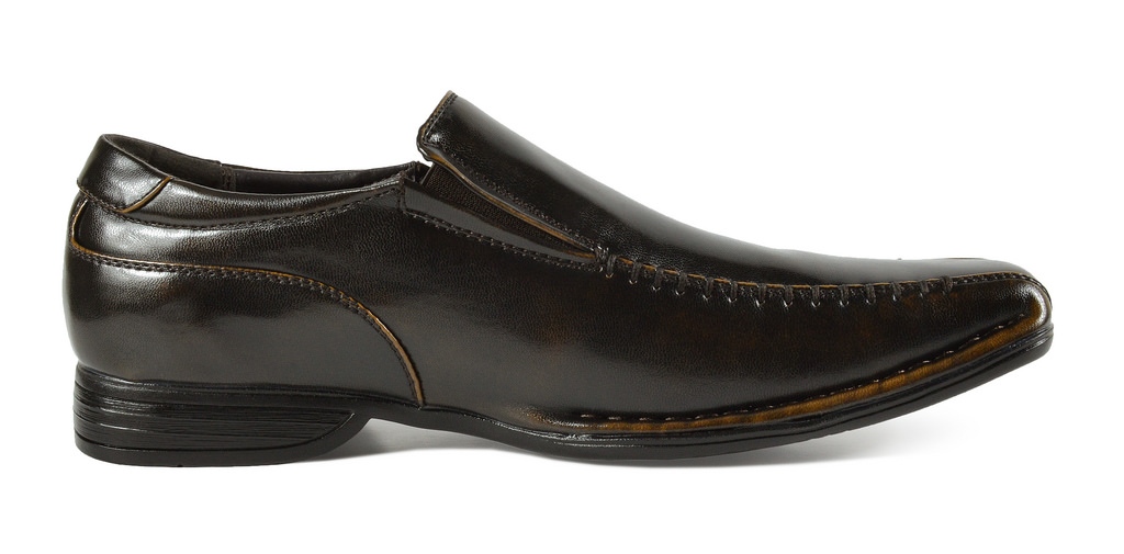 Bruno-MARC-GIORGIO-Mens-Square-Toe-Stretch-Insert-Slip-On-Loafers-Dress-Shoes thumbnail 39
