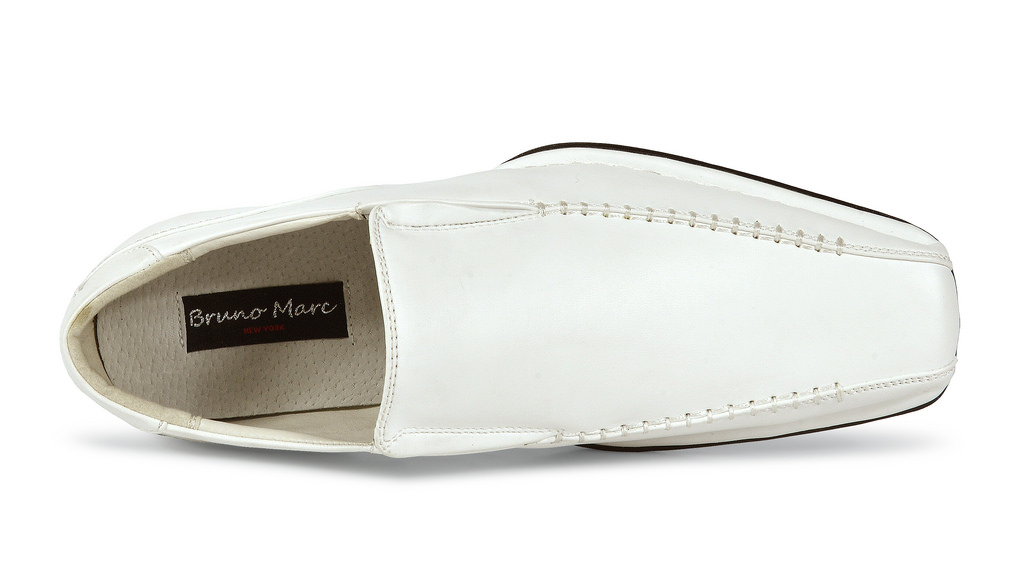 Bruno-MARC-GIORGIO-Mens-Square-Toe-Stretch-Insert-Slip-On-Loafers-Dress-Shoes thumbnail 61