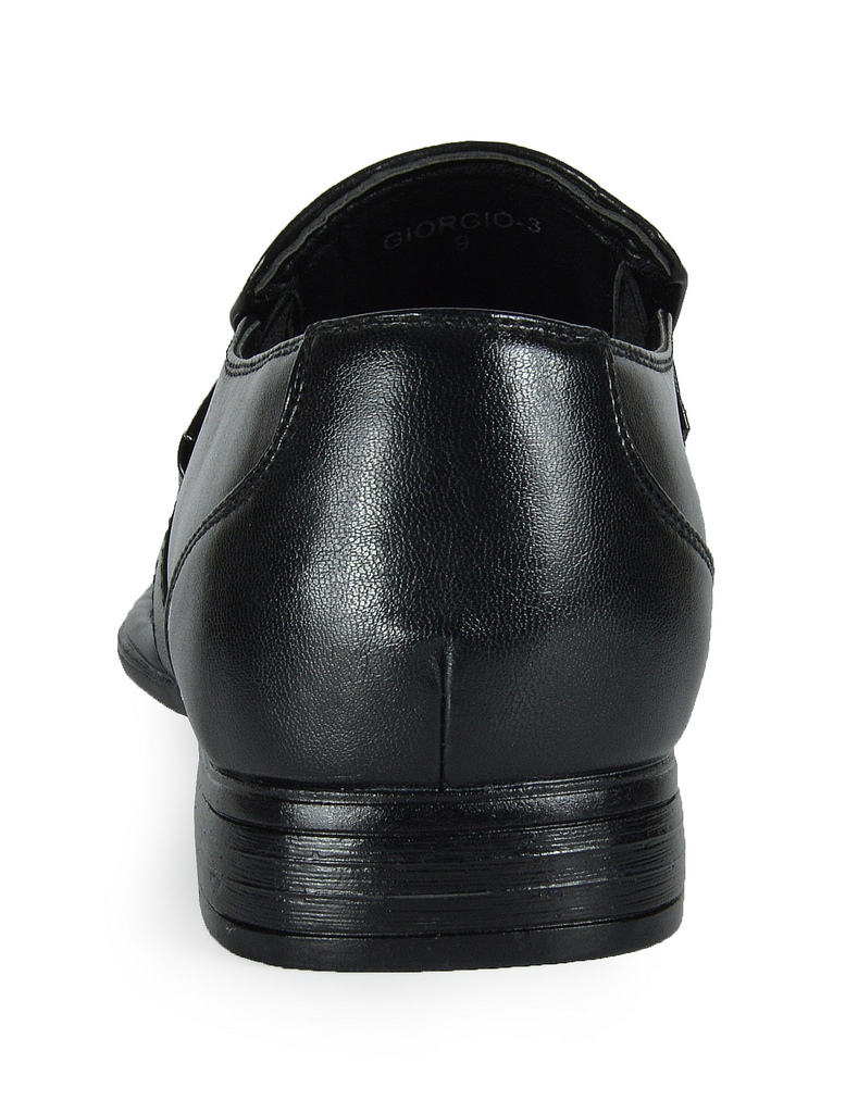 Bruno-MARC-GIORGIO-Mens-Square-Toe-Stretch-Insert-Slip-On-Loafers-Dress-Shoes thumbnail 67