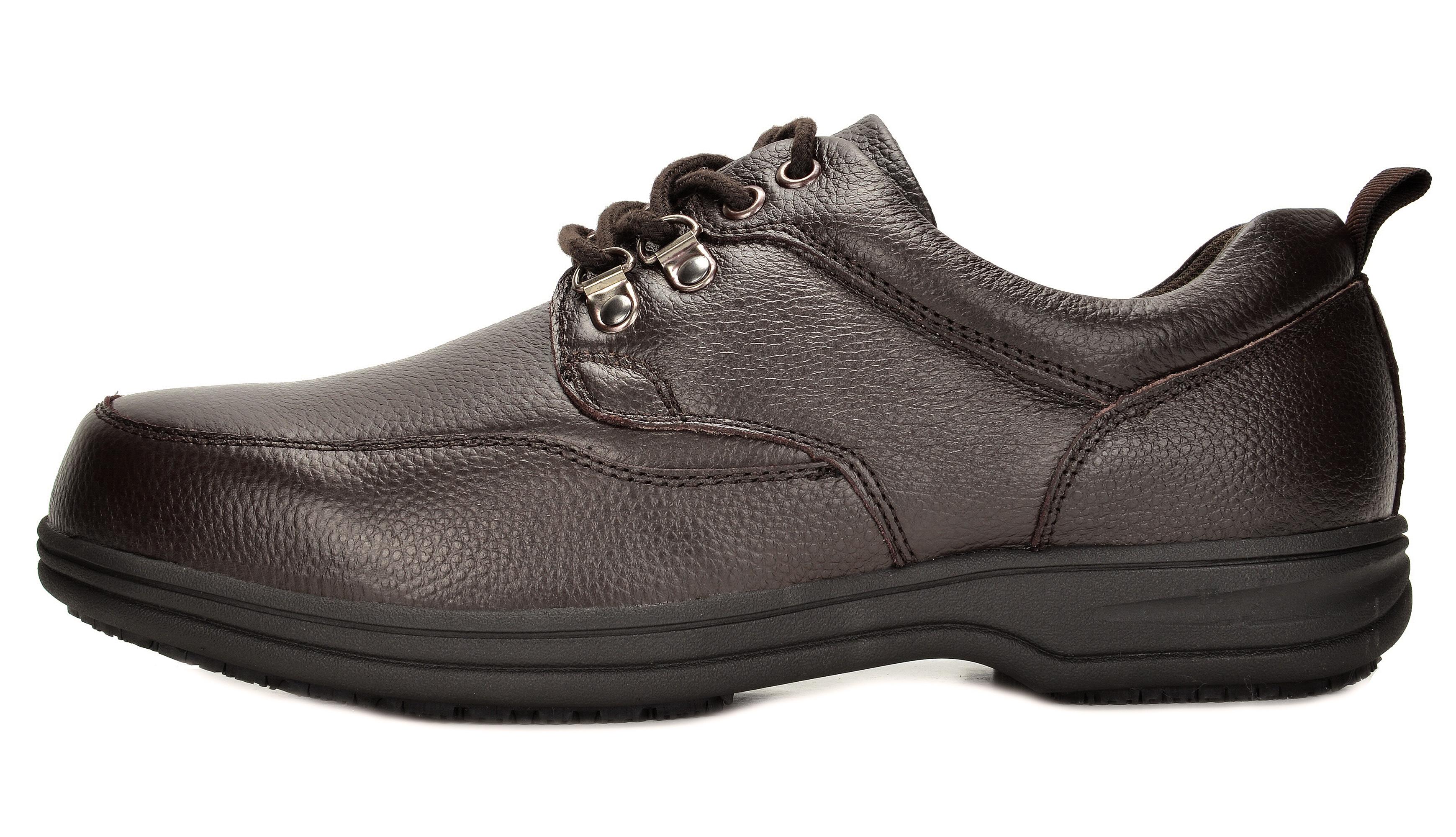 Details About Dream Pairs Men Restaurant Slip Resistant Classic Lace Up Oxfords Work Shoes