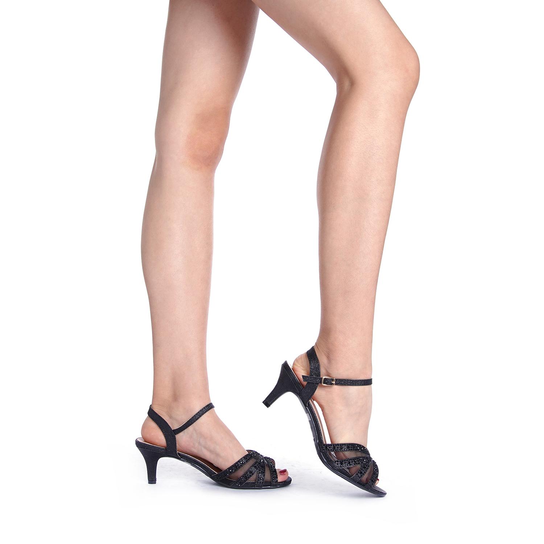 DREAM-PAIRS-Women-Nina-Summer-Dance-Open-Toe-Dress-Wedding-Low-Heel-Pump-Sandals thumbnail 10