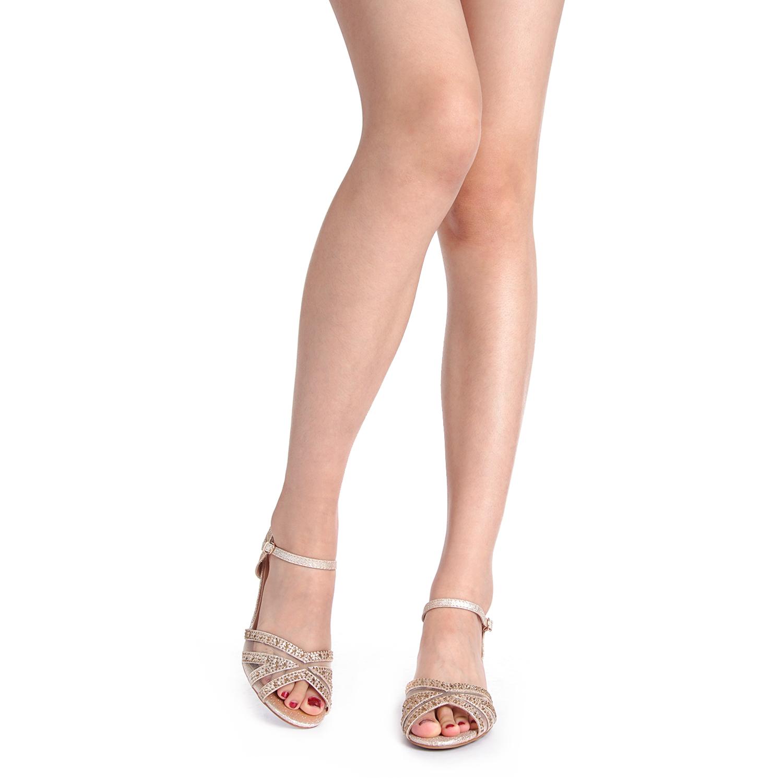 DREAM-PAIRS-Women-Nina-Summer-Dance-Open-Toe-Dress-Wedding-Low-Heel-Pump-Sandals thumbnail 17