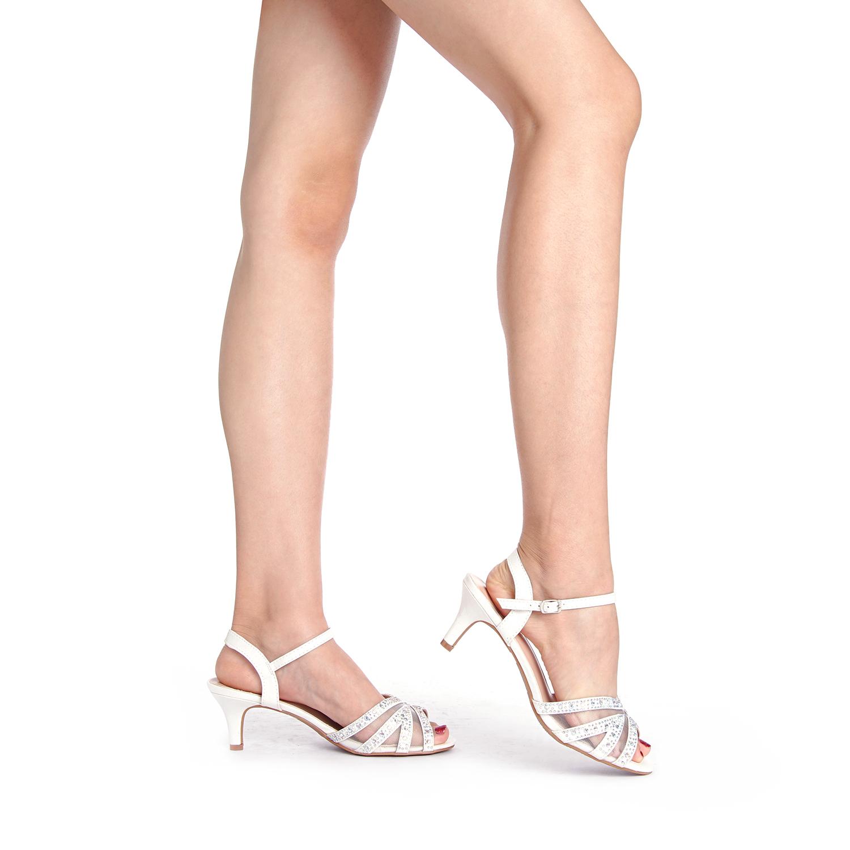 DREAM-PAIRS-Women-Nina-Summer-Dance-Open-Toe-Dress-Wedding-Low-Heel-Pump-Sandals thumbnail 28
