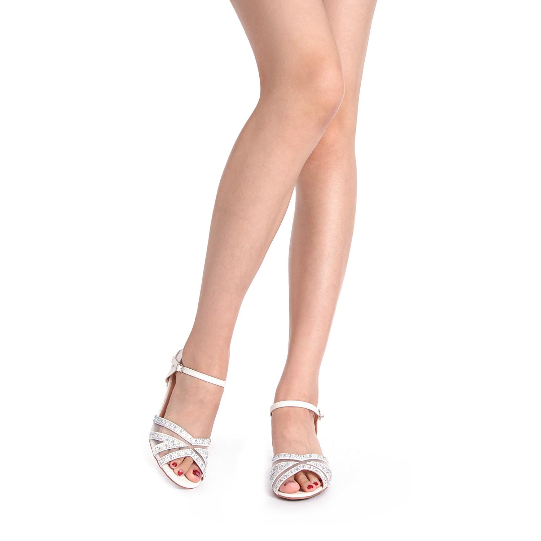 DREAM-PAIRS-Women-Nina-Summer-Dance-Open-Toe-Dress-Wedding-Low-Heel-Pump-Sandals thumbnail 29