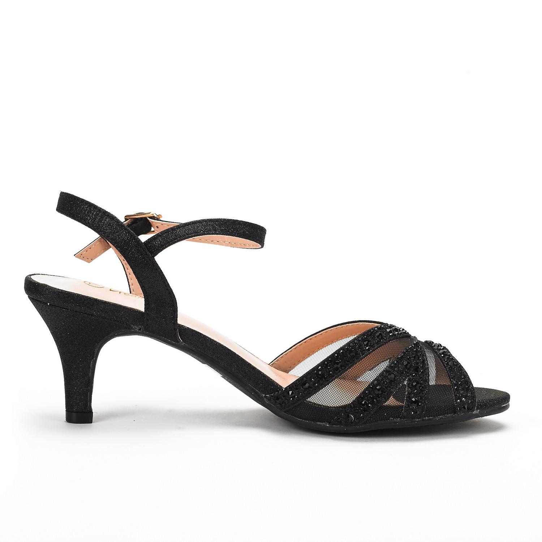 DREAM-PAIRS-Women-Nina-Summer-Dance-Open-Toe-Dress-Wedding-Low-Heel-Pump-Sandals thumbnail 32