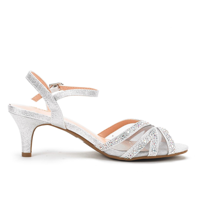 DREAM-PAIRS-Women-Nina-Summer-Dance-Open-Toe-Dress-Wedding-Low-Heel-Pump-Sandals thumbnail 44