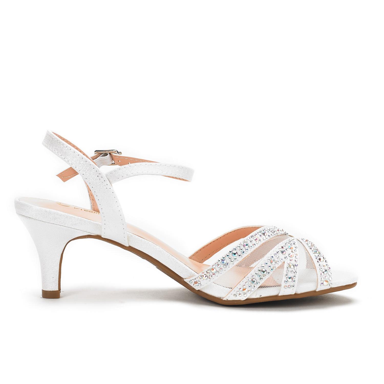 DREAM-PAIRS-Women-Nina-Summer-Dance-Open-Toe-Dress-Wedding-Low-Heel-Pump-Sandals thumbnail 50