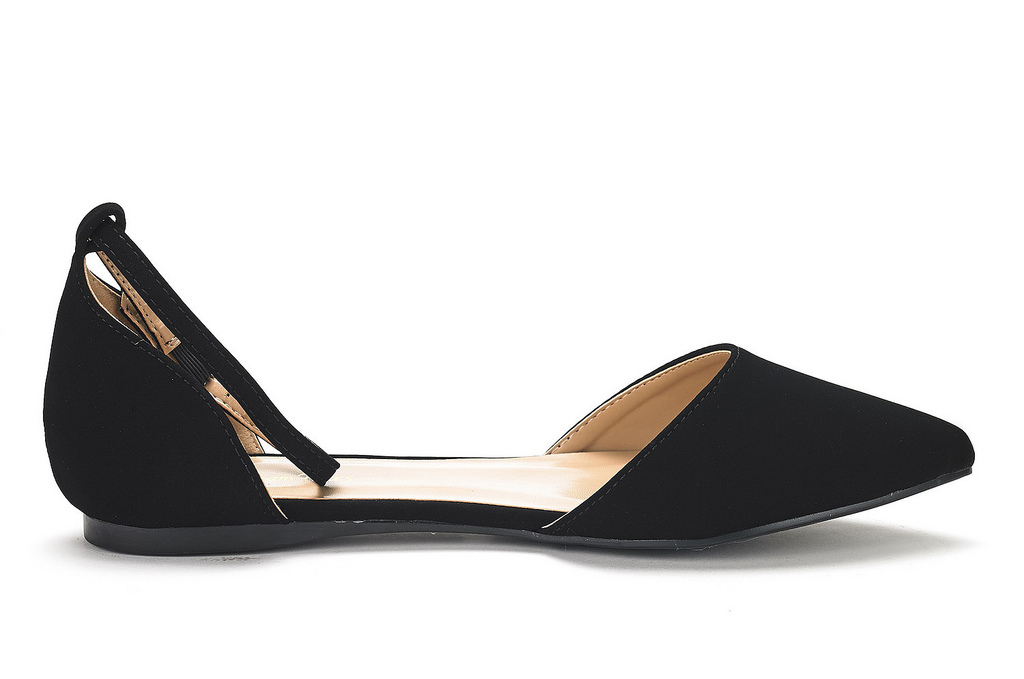 DREAM-PAIRS-Women-039-s-Ballerina-Ballet-Flats-Pointed-Toe-Ankle-Strap-Flat-Shoes thumbnail 39