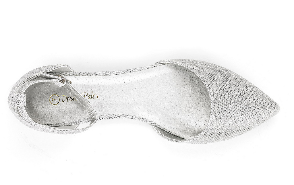 DREAM-PAIRS-Women-039-s-Ballerina-Ballet-Flats-Pointed-Toe-Ankle-Strap-Flat-Shoes thumbnail 21