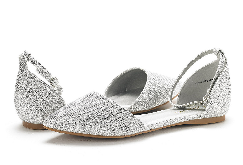 DREAM-PAIRS-Women-039-s-Ballerina-Ballet-Flats-Pointed-Toe-Ankle-Strap-Flat-Shoes thumbnail 20