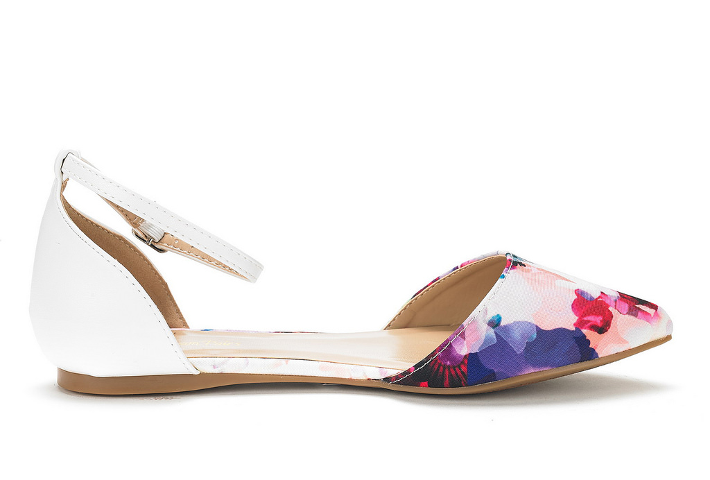 DREAM-PAIRS-Women-039-s-Ballerina-Ballet-Flats-Pointed-Toe-Ankle-Strap-Flat-Shoes thumbnail 74