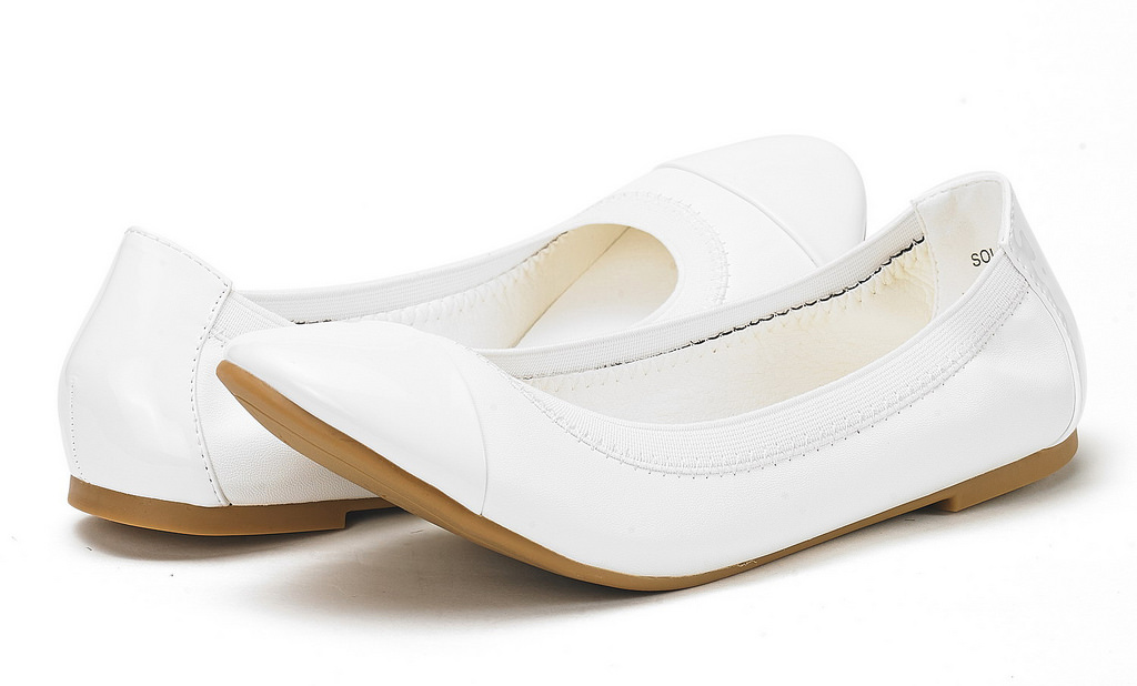 thumbnail 7 - DREAM PAIRS Women's Ballerina Ballet Flats Classic Pointed Toe Slip On Shoes