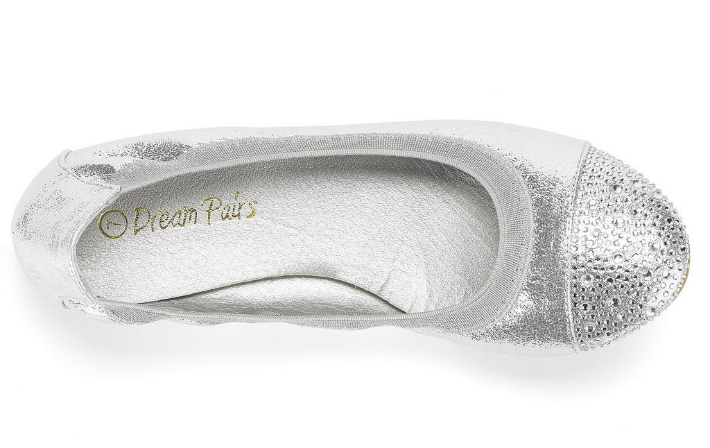 DREAM-PAIRS-SOLE-FLEX-D-Womens-Casual-Rhinestone-Ballerina-Walking-Flats-Shoes thumbnail 11