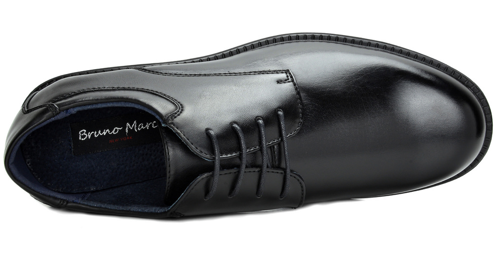 Bruno-MARC-DOWNING-Men-Formal-Classic-Lace-Up-Leather-Lined-Oxford-Dress-Shoes thumbnail 20