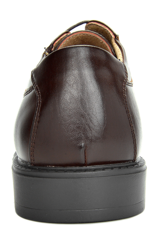 Bruno-MARC-DOWNING-Men-Formal-Classic-Lace-Up-Leather-Lined-Oxford-Dress-Shoes thumbnail 29