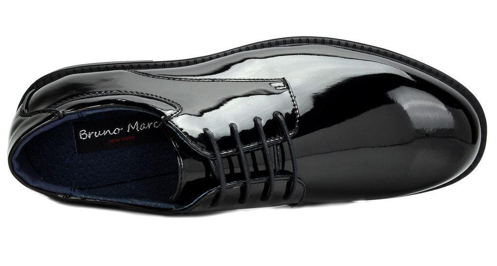 Bruno-MARC-DOWNING-Men-Formal-Classic-Lace-Up-Leather-Lined-Oxford-Dress-Shoes thumbnail 34