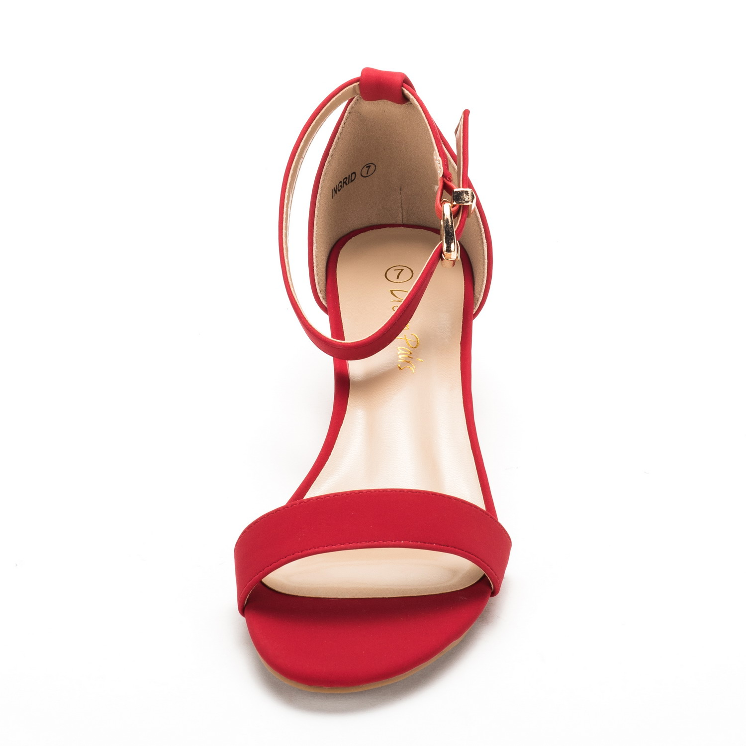 DREAM-PAIRS-Women-039-s-Ankle-Strap-Low-Wedge-Sandals-Open-Toe-Casual-Dress-Shoes thumbnail 37