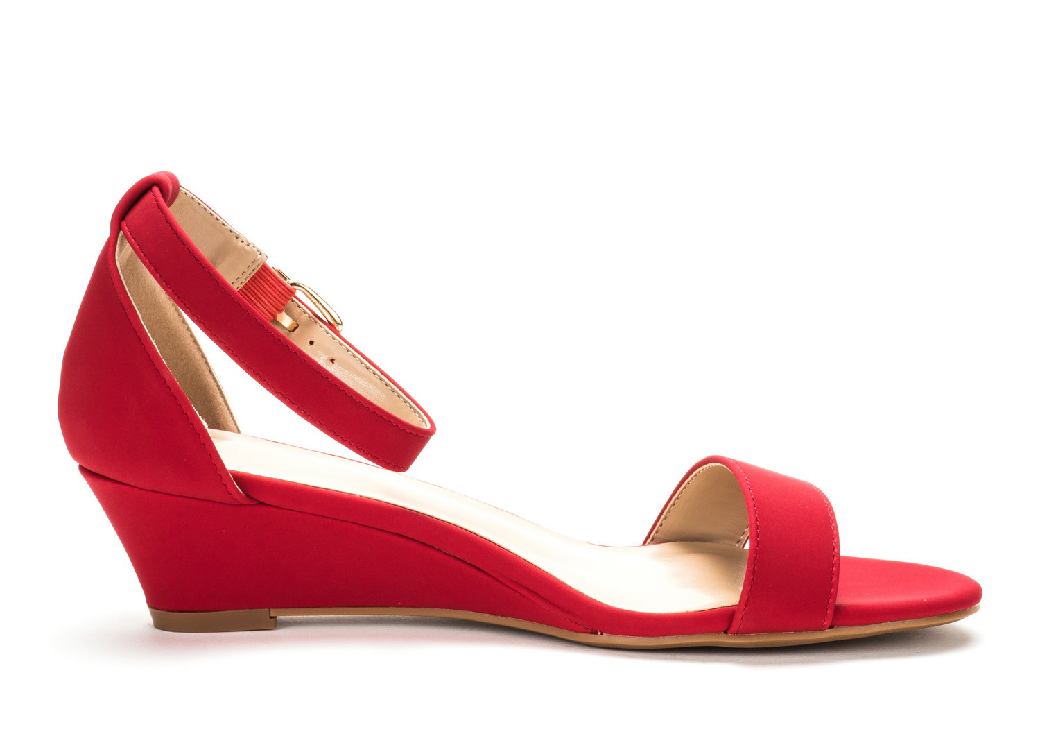 DREAM-PAIRS-Women-039-s-Ankle-Strap-Low-Wedge-Sandals-Open-Toe-Casual-Dress-Shoes thumbnail 36