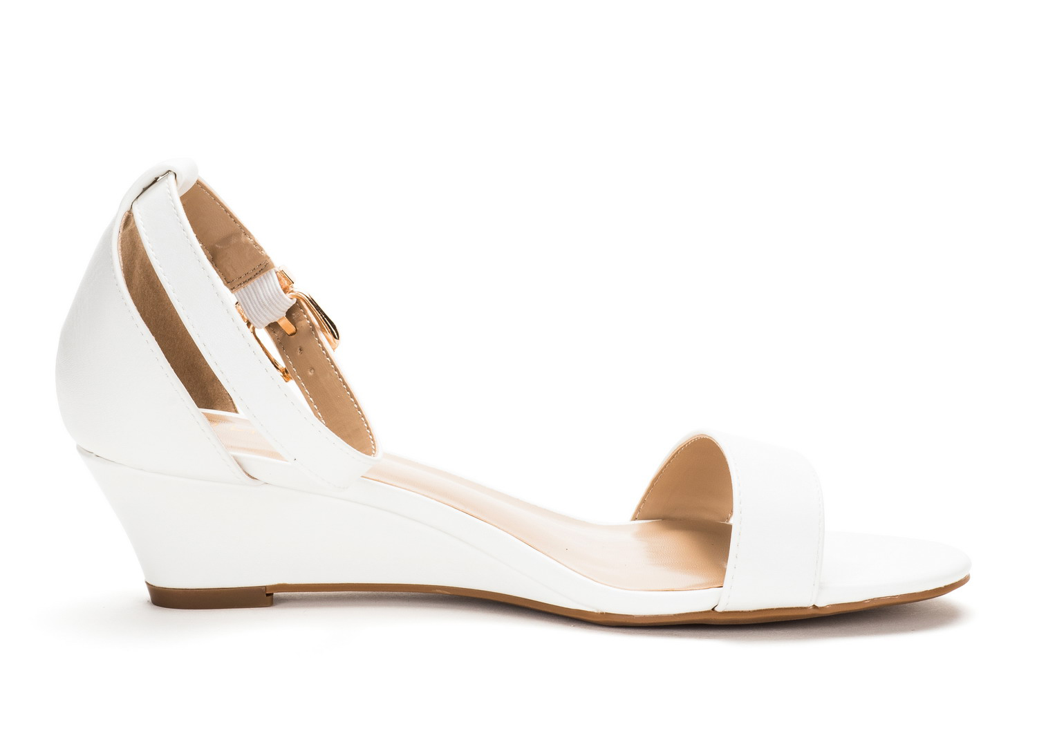 DREAM-PAIRS-Women-039-s-Ankle-Strap-Low-Wedge-Sandals-Open-Toe-Casual-Dress-Shoes thumbnail 23