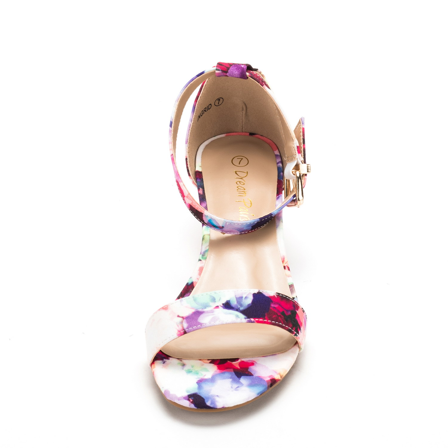 DREAM-PAIRS-Women-039-s-Ankle-Strap-Low-Wedge-Sandals-Open-Toe-Casual-Dress-Shoes thumbnail 20