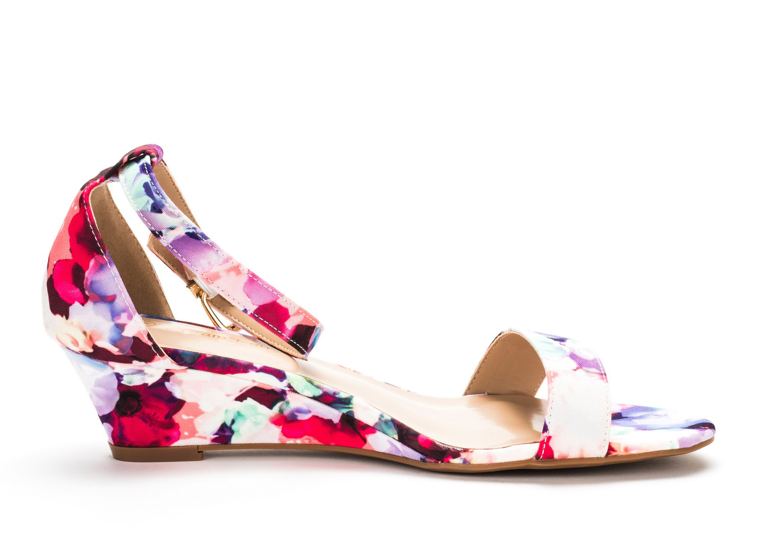 DREAM-PAIRS-Women-039-s-Ankle-Strap-Low-Wedge-Sandals-Open-Toe-Casual-Dress-Shoes thumbnail 19