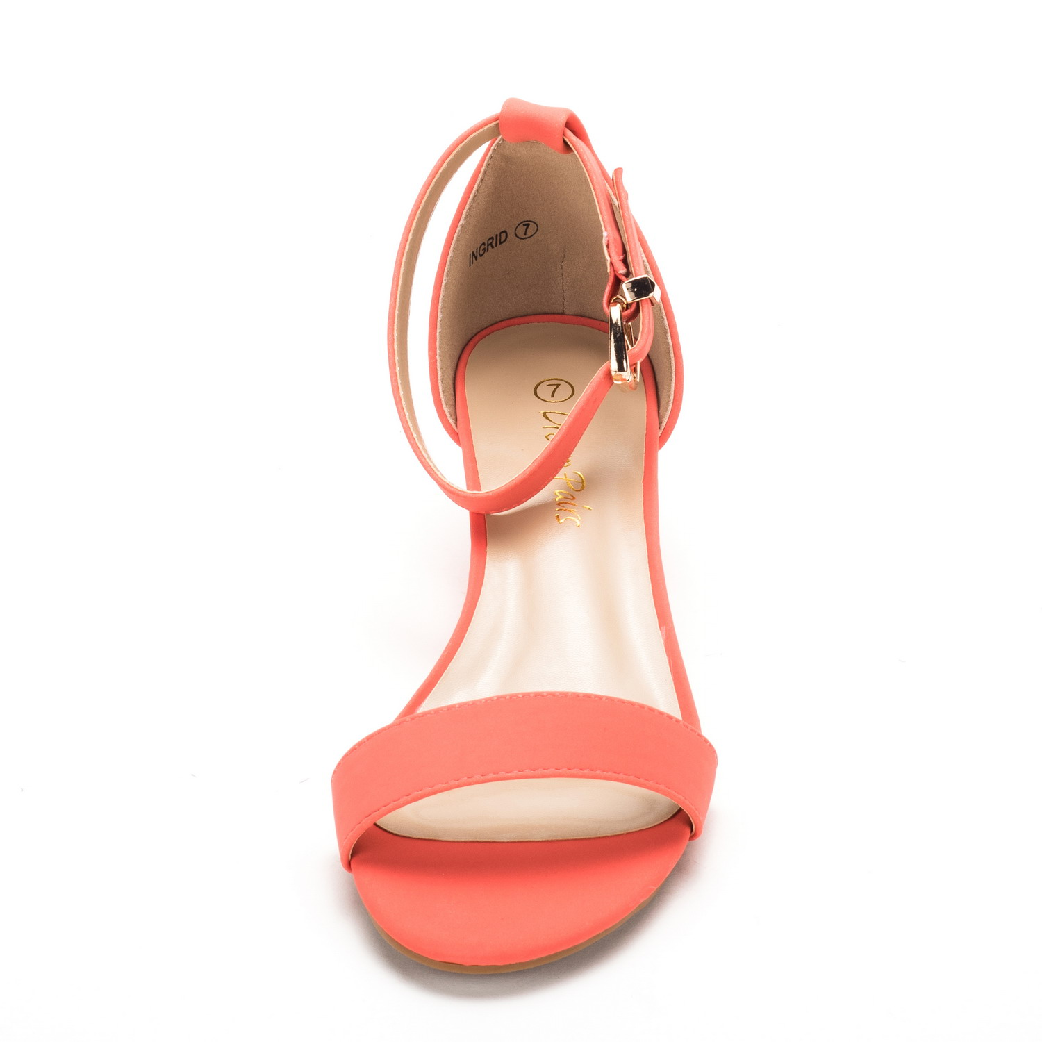DREAM-PAIRS-Women-039-s-Ankle-Strap-Low-Wedge-Sandals-Open-Toe-Casual-Dress-Shoes thumbnail 41