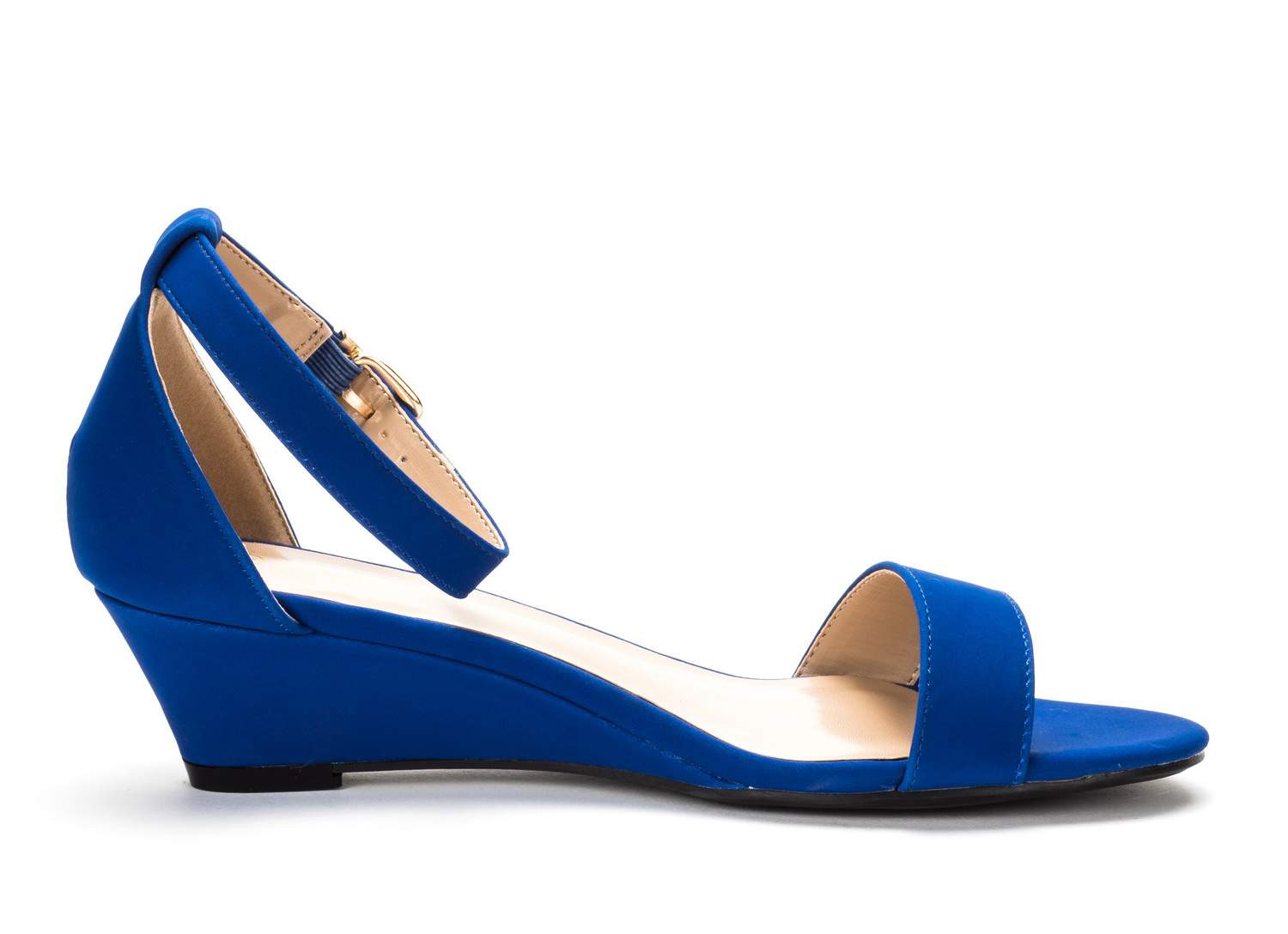 DREAM-PAIRS-Women-039-s-Ankle-Strap-Low-Wedge-Sandals-Open-Toe-Casual-Dress-Shoes thumbnail 15