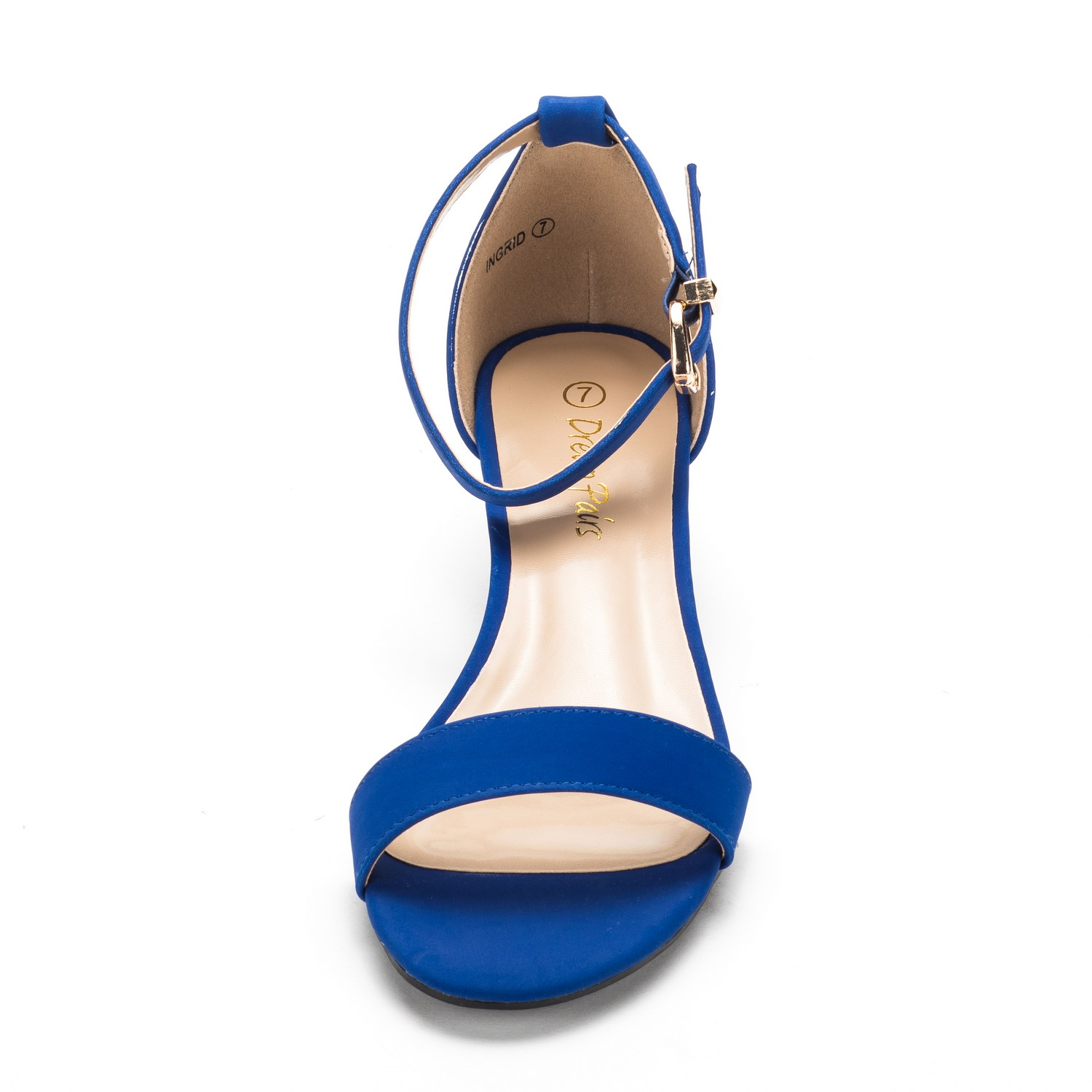 DREAM-PAIRS-Women-039-s-Ankle-Strap-Low-Wedge-Sandals-Open-Toe-Casual-Dress-Shoes thumbnail 16
