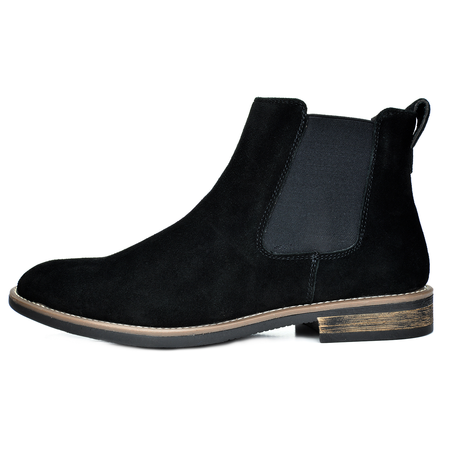 BRUNO-MARC-Men-URBAN-Suede-Leather-Chelsea-Chukka-Dress-Ankle-Boots-Casual-Shoes thumbnail 8