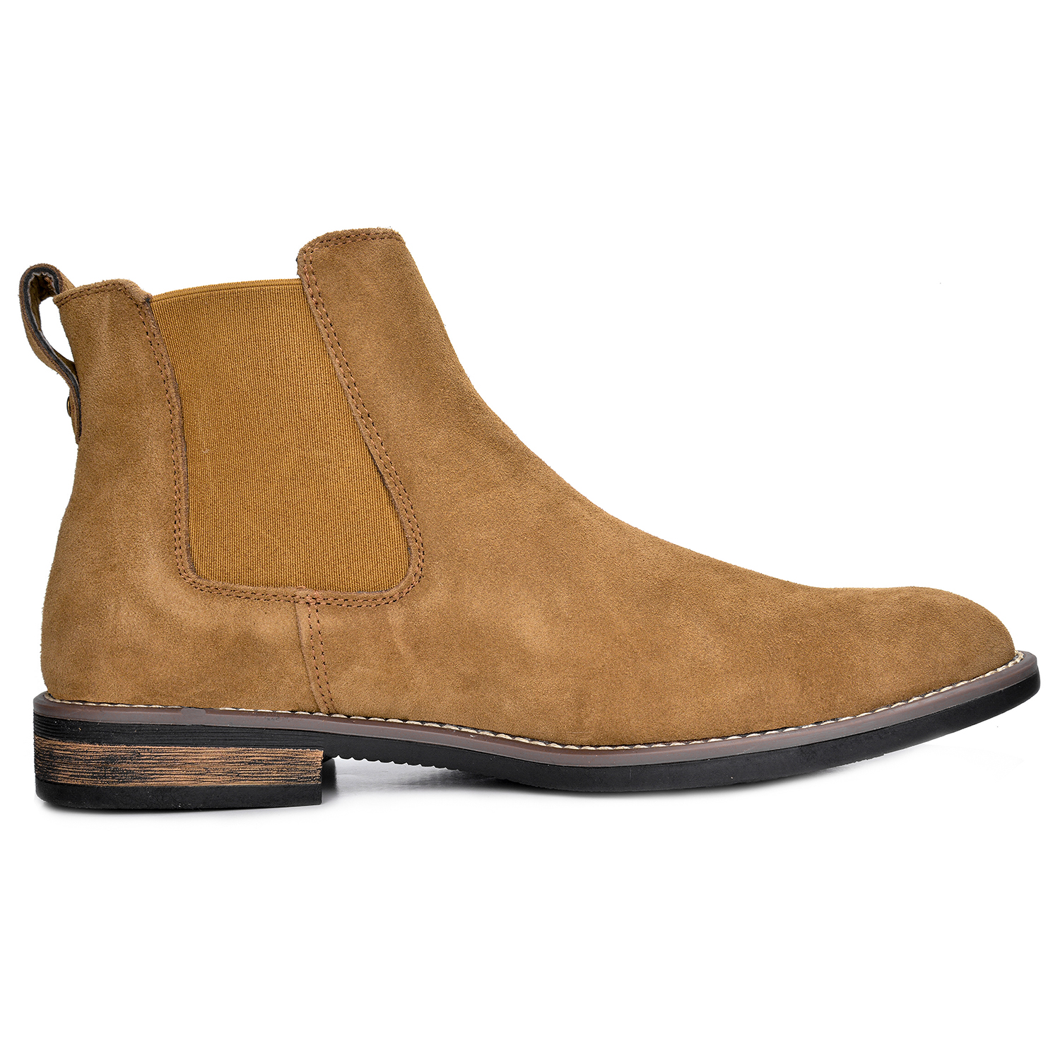BRUNO-MARC-Men-URBAN-Suede-Leather-Chelsea-Chukka-Dress-Ankle-Boots-Casual-Shoes thumbnail 16