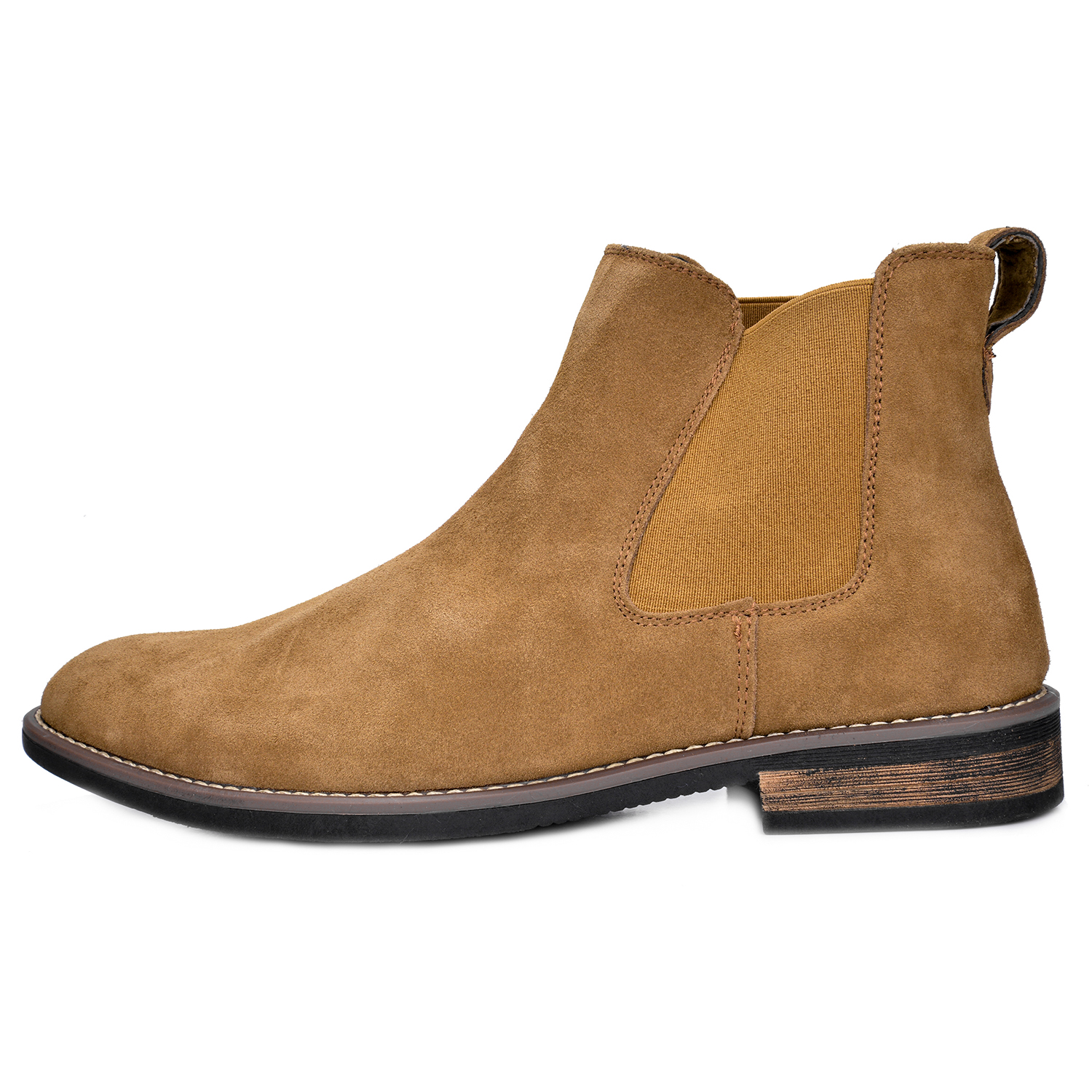 BRUNO-MARC-Men-URBAN-Suede-Leather-Chelsea-Chukka-Dress-Ankle-Boots-Casual-Shoes thumbnail 15