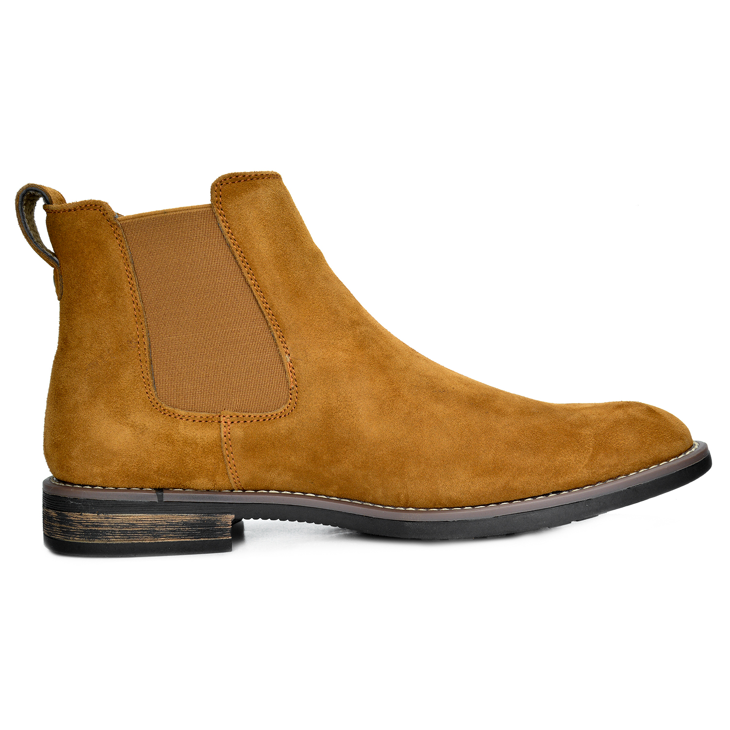 BRUNO-MARC-Men-URBAN-Suede-Leather-Chelsea-Chukka-Dress-Ankle-Boots-Casual-Shoes thumbnail 23