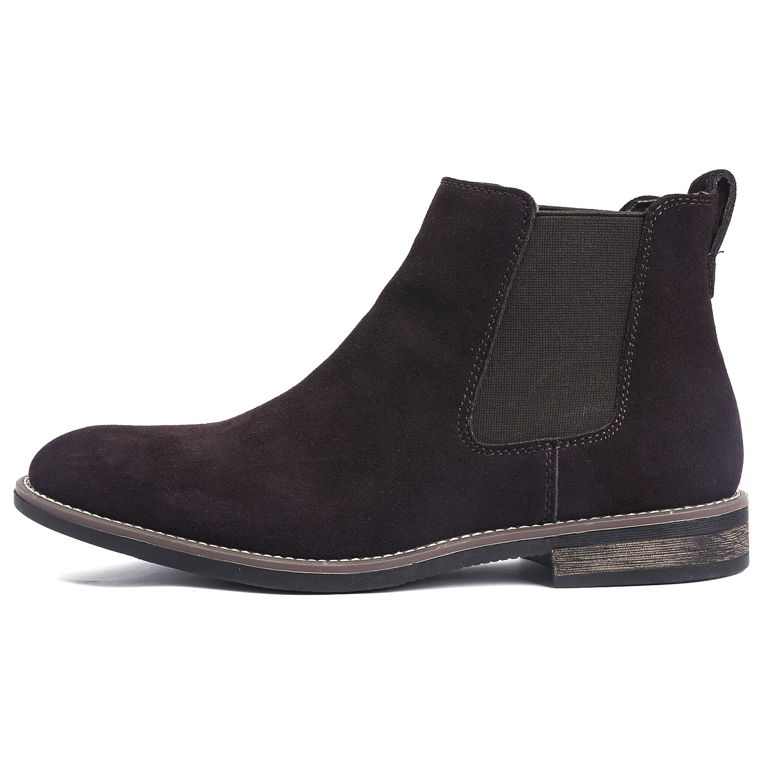 BRUNO-MARC-Men-URBAN-Suede-Leather-Chelsea-Chukka-Dress-Ankle-Boots-Casual-Shoes thumbnail 43