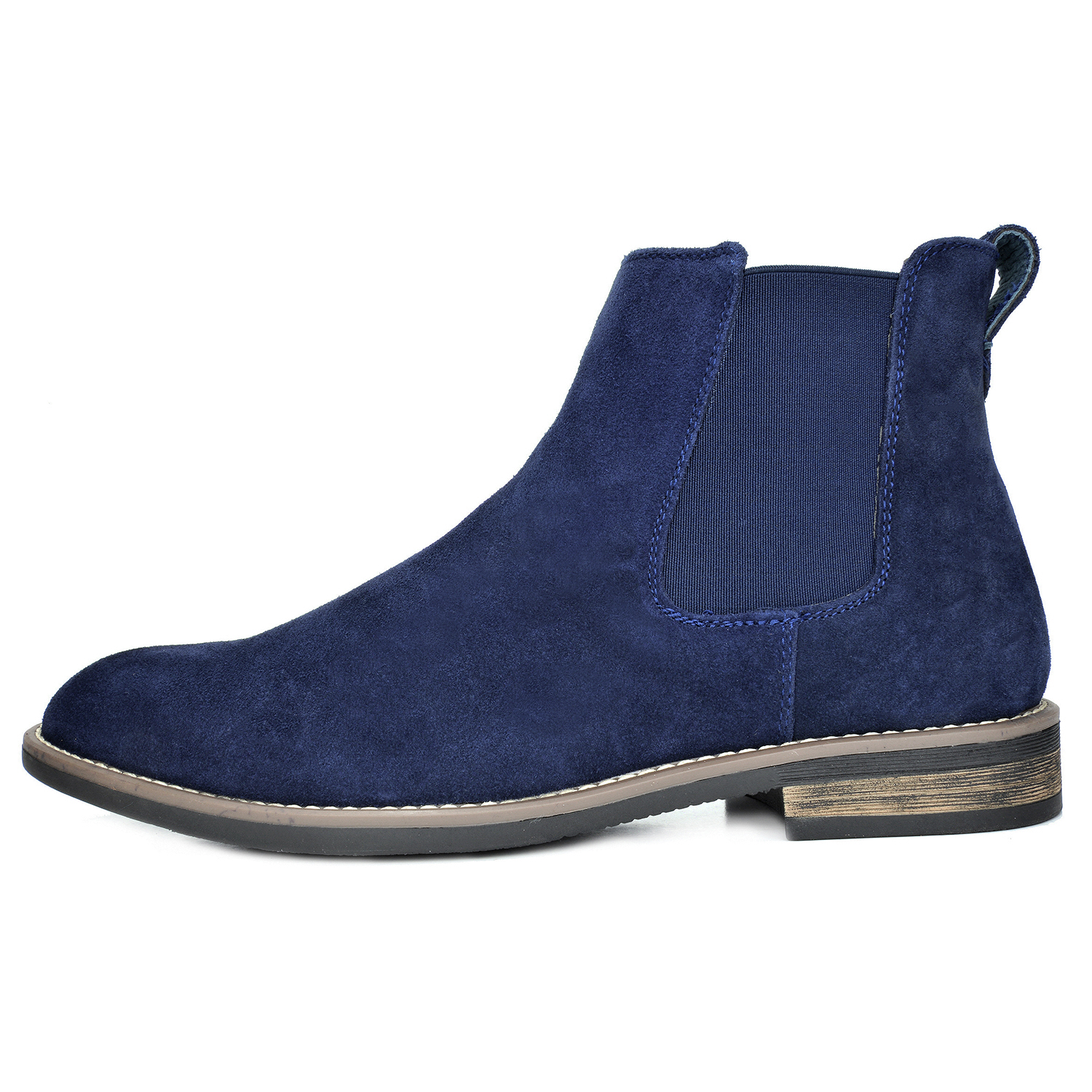 BRUNO-MARC-Men-URBAN-Suede-Leather-Chelsea-Chukka-Dress-Ankle-Boots-Casual-Shoes thumbnail 36