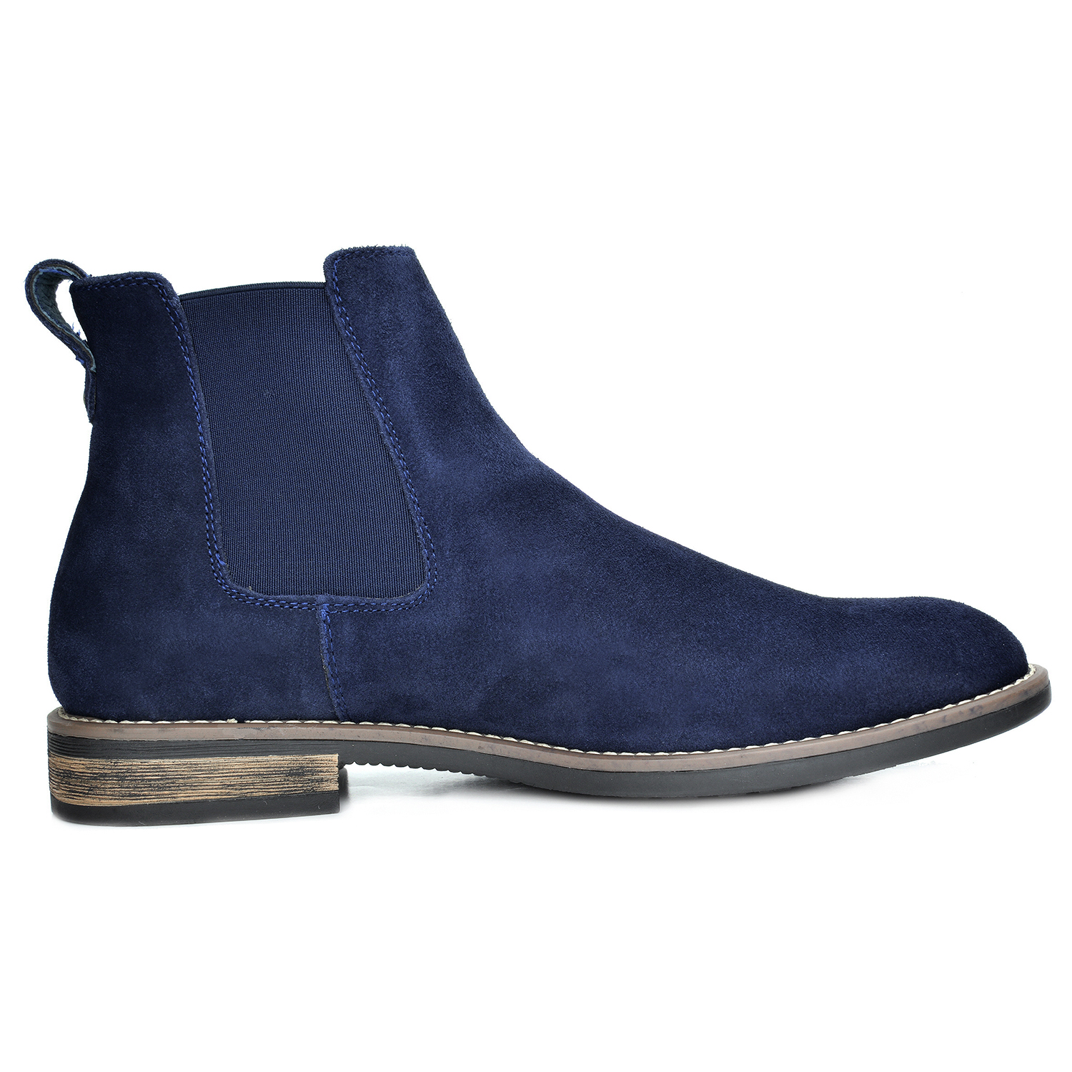 BRUNO-MARC-Men-URBAN-Suede-Leather-Chelsea-Chukka-Dress-Ankle-Boots-Casual-Shoes thumbnail 37
