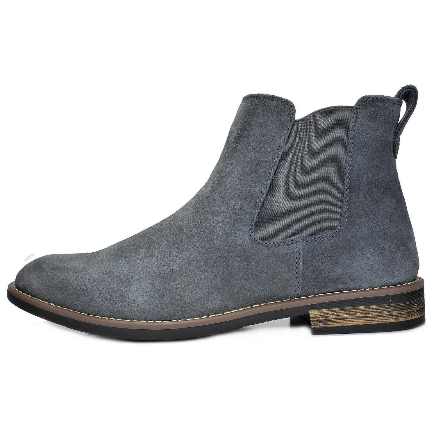 BRUNO-MARC-Men-URBAN-Suede-Leather-Chelsea-Chukka-Dress-Ankle-Boots-Casual-Shoes thumbnail 29