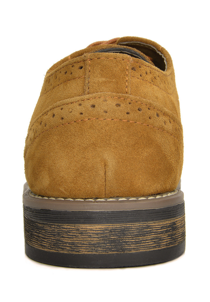 BRUNO-MARC-Fashion-Mens-Suede-Leather-Lace-up-Flats-Casual-Business-Oxford-Shoes thumbnail 36