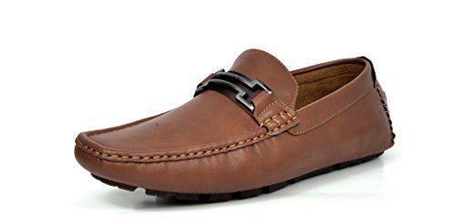 Bruno-Marc-Men-039-s-New-Classic-Fashion-Slip-on-Driving-Casual-Loafers-Boat-Shoes thumbnail 48